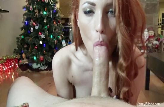 Kızıl saçı kadının yıl başı süprizi